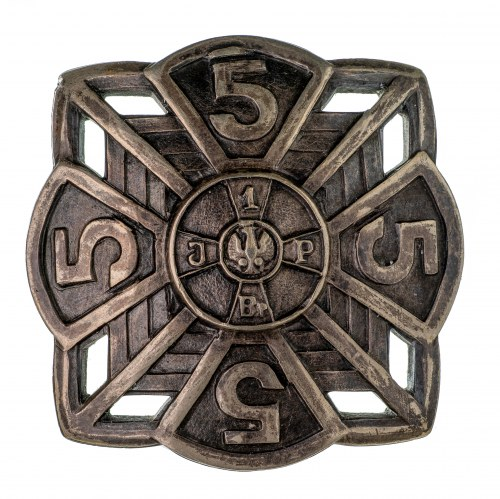 Odznaka 5 Pułk Piechoty Legionów