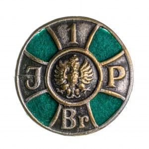 Odznaka 1 Brygady Legionów Legionów Józefa Piłsudskiego
