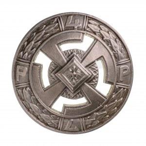 Odznaka 4 Pułk Piechoty Legionów Kielce