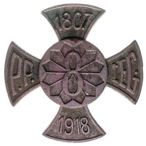 Odznaka 8 Pułku Piechoty