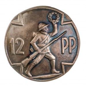 Odznaka 12 Pułk Piechoty