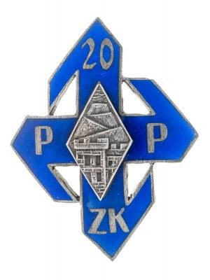 Odznaka 20 Pułk Piechoty Ziemi Krakowskiej
