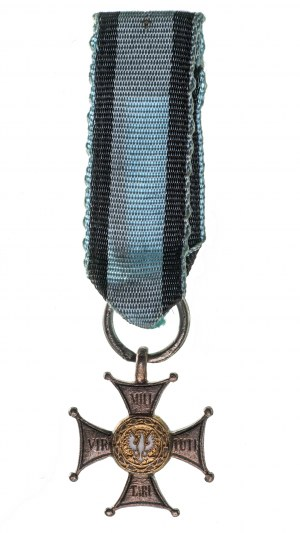 Krzyż Virtuti Militari miniatura