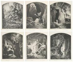 Artur GROTTGER (1837-1867), Lithuania, 1888