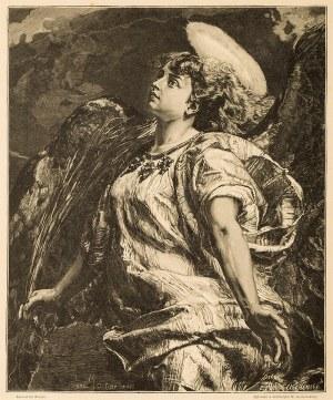 Jan Matejko (1838-1893), bez tytułu, 1886