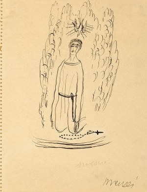 Zygmunt Menkes (1896-1986), bez tytułu