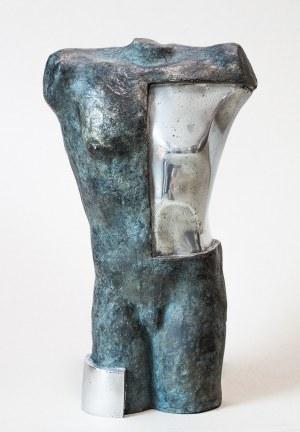 Sylwia Caban, Nigredo I, 2018