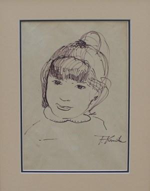 Franciszek Kmita, Główka dziewczynki
