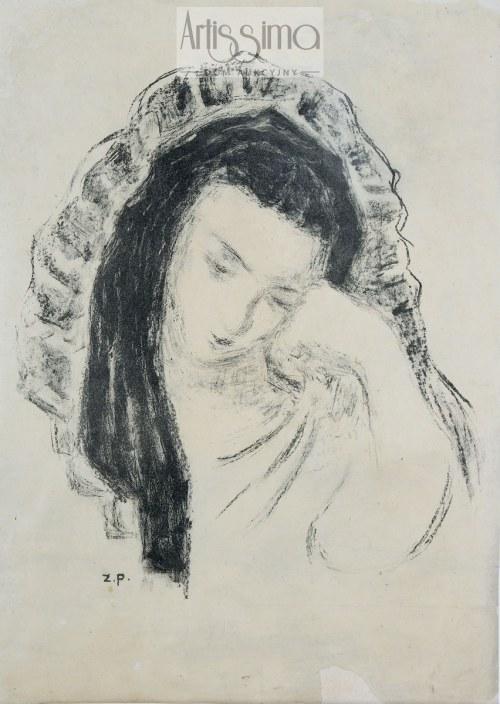 Zbigniew Pronaszko (1885–1958), Zamyślona Madonna