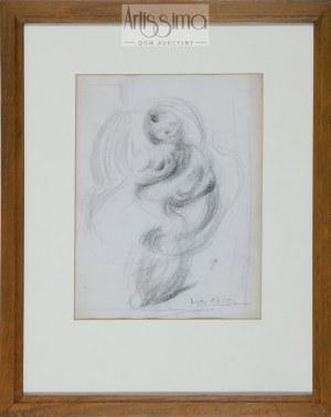 Eugène Carrière (1849–1906), Postać kobieca