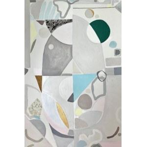 Urszula Teperek (ur. 1985, Warszawa), Kobieca geometria V, 2018 r.