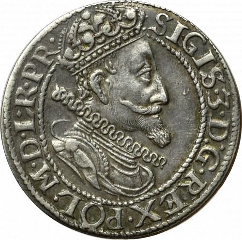Zygmunt III Waza, Ort 1615 Gdańsk