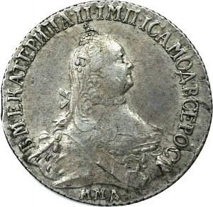 Rosja, Katarzyna II, Półpołtinnik 1766 Moskwa