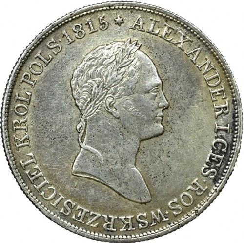 Królestwo Kongresowe, Mikołaj I, 5 złotych 1830 KG Warszawa