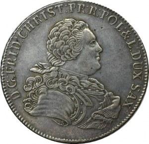 Fryderyk Krystian, Talar 1763 Drezno