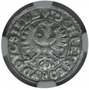 Śląsk, Ks. brzesko-legnicko-wołowskie, 3 Krajcary 1618