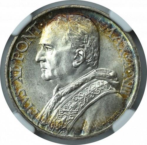 Watykan, Pius XI, 10 Lirów 1934