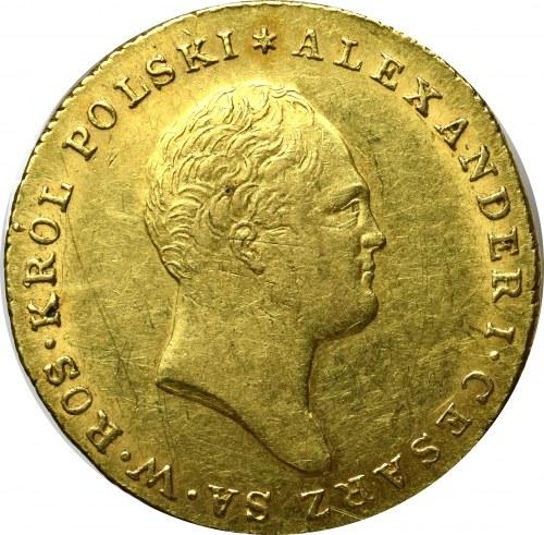 Królestwo Kongresowe, Aleksander I, 25 złotych 1817 IB