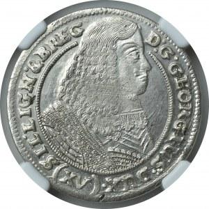 Śląsk, Ks. brzesko-legnicko-wołowskie, 15 Krajcarów 1662
