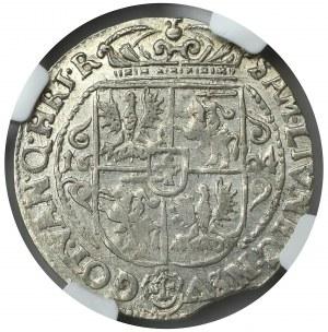 Zygmunt III Waza, Ort 1624 Bydgoszcz