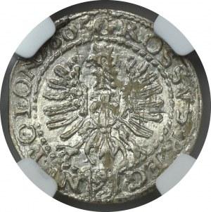 Zygmunt III Waza, Grosz 1605 Kraków