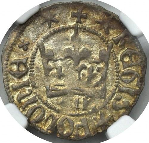Kazimierz IV Jagiellończyk, Półgrosz 1446-1492 Kraków MK