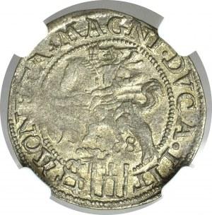 Zygmunt II August, Grosz 1568 Tykocin