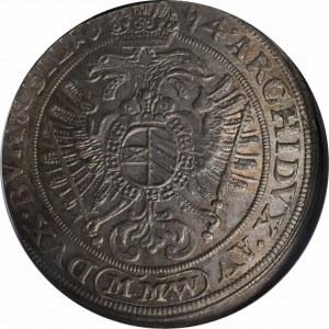 Śląsk, Leopold I, 15 Krajcarów 1694 MMW Wrocław