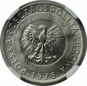 PRL, 20 złotych 1976 - NGC MS66