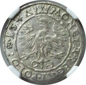 Zygmunt I Stary, Grosz 1547 Kraków