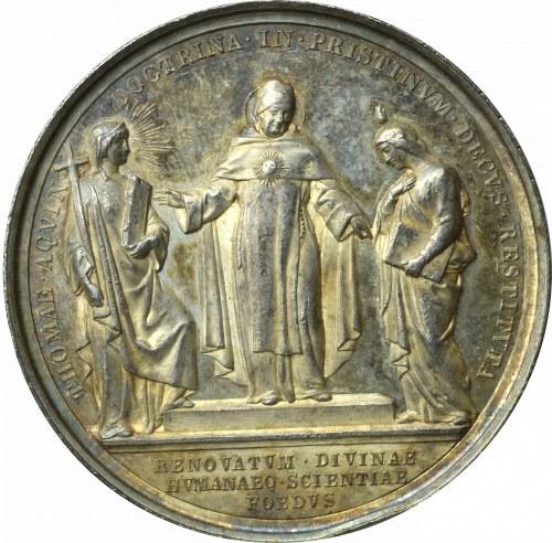 Medal Annualny Leon XIII 1880, ANNO III (Rok 3 Pontyfikatu)