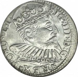 Zygmunt III Waza, Trojak 1598 Ryga