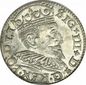 Zygmunt III Waza, Trojak 1595 Ryga