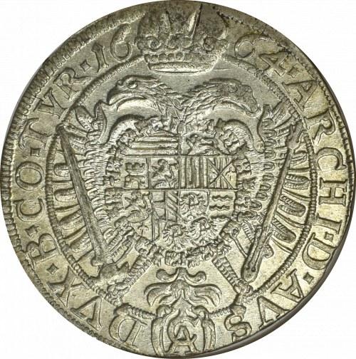 Austria, Leopold I, 15 krajcarów 1664 Wiedeń