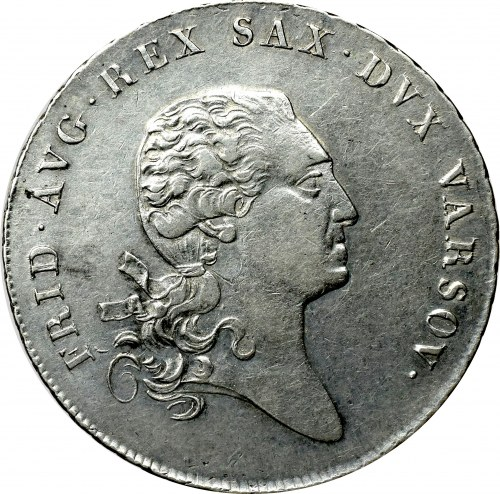 Księstwo Warszawskie, Talar 1812 IB