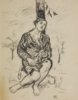 Wlastimil Hofman (1881-1970), Boży Śpiewak, [1925]