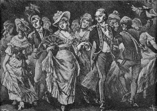 Juliusz Kossak (1824-1899), Zabawy podczas pobytu Księcia Józefa na Ukrainie, [1882]