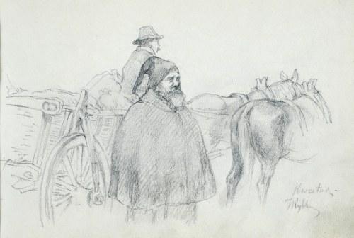 Tadeusz Rybkowski (1848-1926), Kwestor