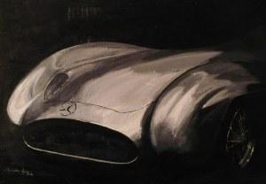Sebastian Kijak, Mercedes Benz W196 R Stromline, 2017