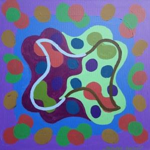 Jan Wyżykowski Motylem jestem z cyklu W perspektywie zwrotnej: dada-sur
