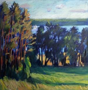 Łukasz Zedlewski Jezioro Pluszne