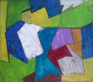 Arkadiusz Tomasz Supryn Zimna przestrzeń abstrakcyjna