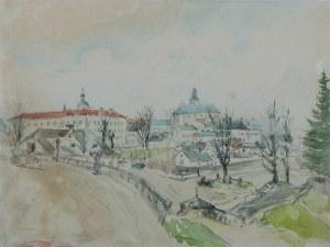 Tadeusz RYBKOWSKI (1848-1926), Panorama Lwowa