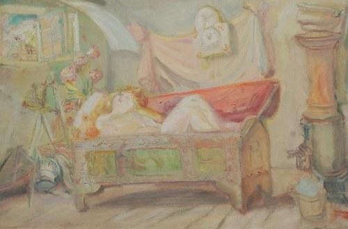 Kasper POCHWALSKI (1899-1971), Wiano, 1941