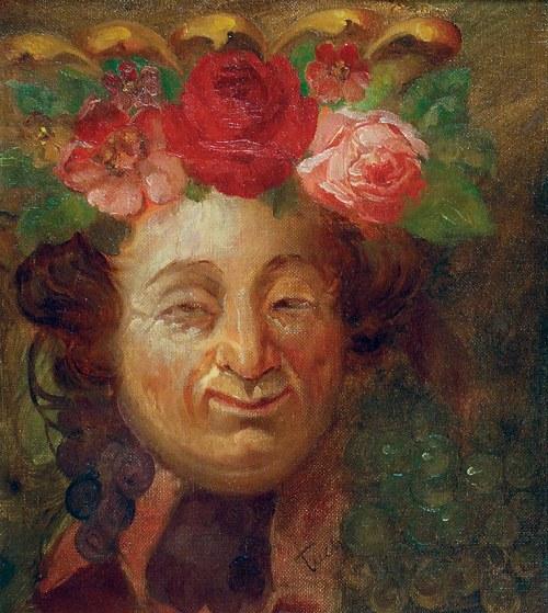 Antoni TUCH (XIX-XX w.), Bachus