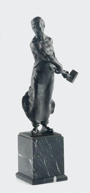 Franz IFFLAND (1862-1935), Kowal
