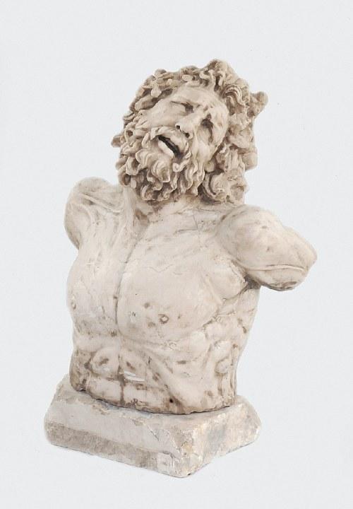 Laokoon, trojański kapłan Apollina