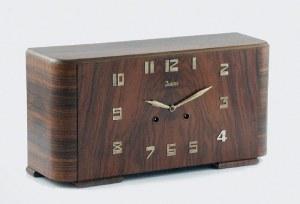 Firma zegarmistrzowska JUNGHANS (zał. w 1861 przez Erharda Junghansa), Zegar gabinetowy, art-deco