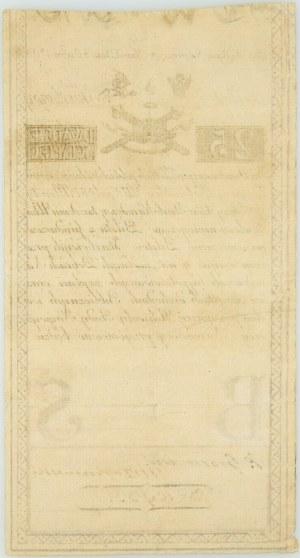 Insurekcja Kościuszkowska, 25 złotych 8.06.1794, seria A