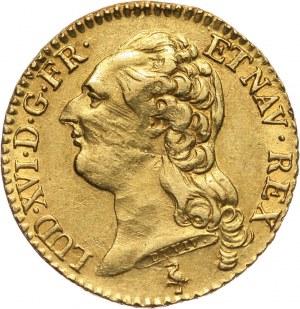 Francja, Ludwik XVI, louis d'or 1785 A, Paryż